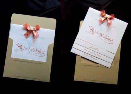 62 Contoh Desain Undangan Pernikahan Unik ~ Sealkazz Blog