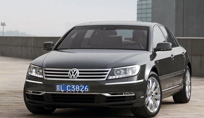 2014 Volkswagen Phaeton