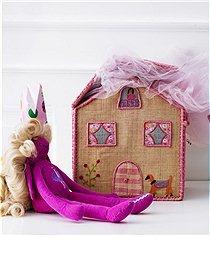 Modell, Spielzeugkorb Hochhaus, rosa, S (RBSHOU-3ZHCIT-S) Preis: 48,90€