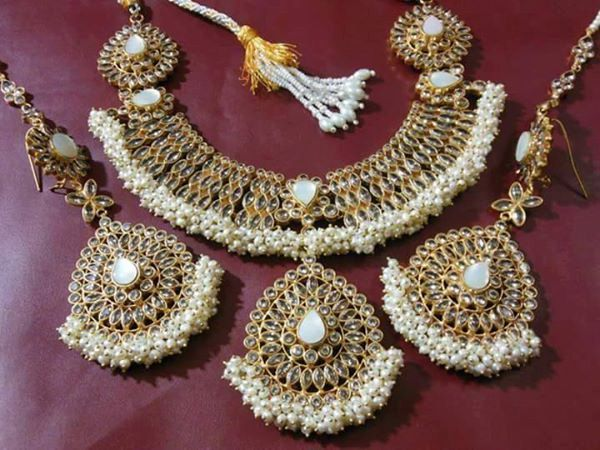 Popular items for pakistani jewelry on Etsy