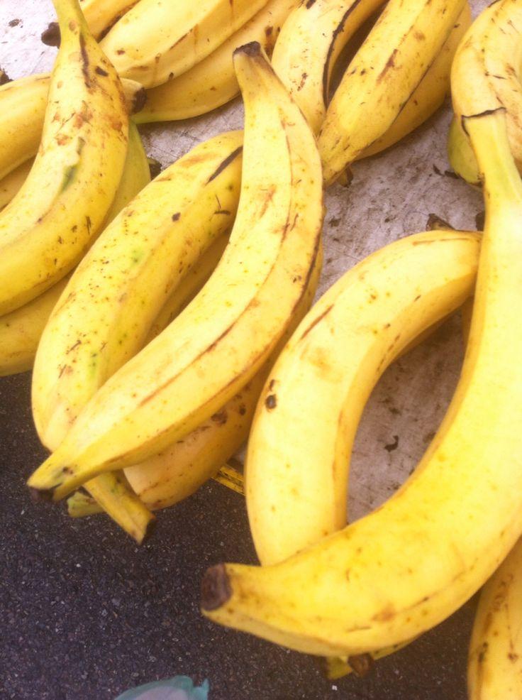 Plátanos, Mercadito de los palos grandes.
