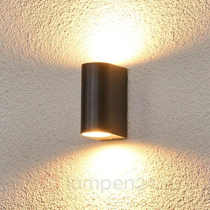 Aan beide zijden stralende buitenwandlamp Palina 9945094