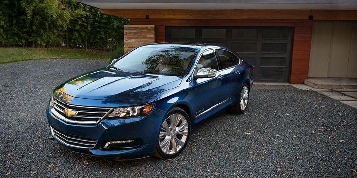 13 best 2017 Chevrolet Impala images on Pinterest