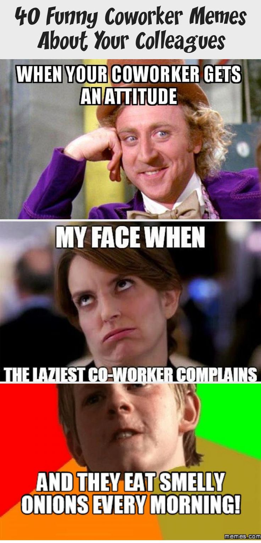 Annoying Coworker Eating Meme