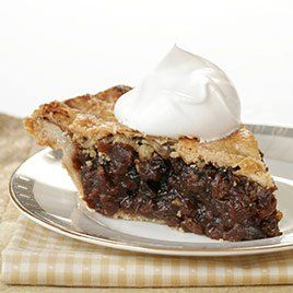 Mincemeat Pie (with Homemade Mincemeat recipe also) Ingredients: Ingredients: Pastry for 9-inch two crust pie 1 quart prepared mincemeat** Brandy to taste ** 1 (28-ounce) jar prepared mincemeat pie...