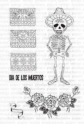 Dia De Los Muertos Hombre