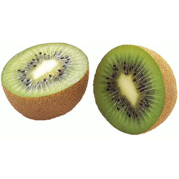 kiwi photo - public domain clip art image @ wpclipart.com found on Polyvore