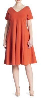Marina Rinaldi, Plus Size Davos Jersey A-Line Dress   http://shopstyle.it/l/HuX