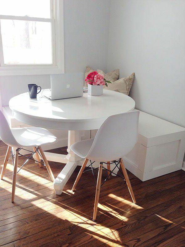 Die besten 25+ Sitzecke küche Ideen auf Pinterest Sitzecke, Bank - platz schaffen einem kleinen esszimmer