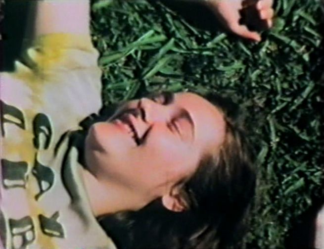 Barbara Creed Stills from a Super 8mm film of a Women's Liberation march Melbourne, 1973, printed 2014 Still from a Super 8mm film Digital C type print on Kodak Endura Matte