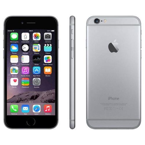 Extra TOP !! É O PLUS!! iPhone 6 Plus 16GB Cinza Espacial R$ 2.879,10 no pagamento com Cartão Credicard