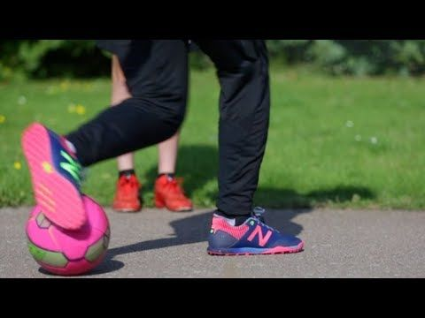 Learn Amazing Street Football Skill Turn - Feat Séan Garnier - YouTube