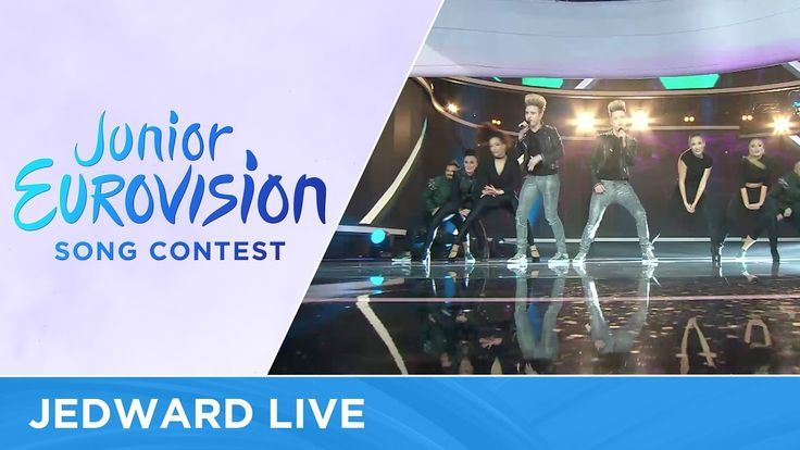 Jedward - Hologram LIVE at the 2016 Junior Eurovision Song Contest