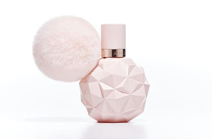 Ariana Grande's new Sweet Like Candy Perfume!