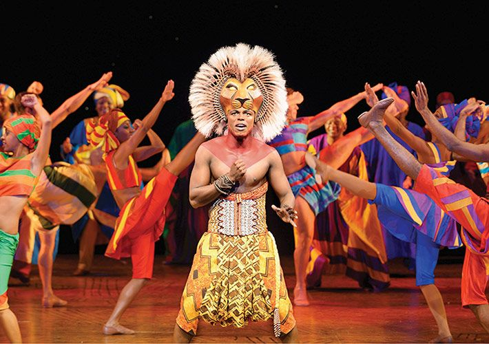 Disney's The Lion King vom 5.3. bis 16.8.15 in Basel. Tickets: http://ow.ly/IJKC3