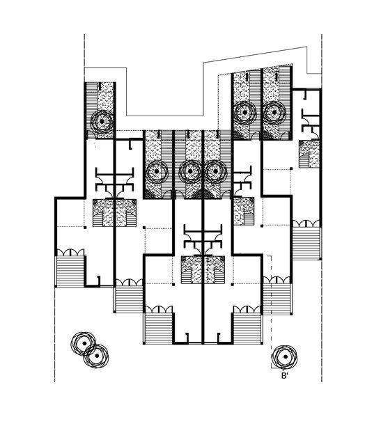 1970 - Previ Housing - Charles Correa - Lima, Perù