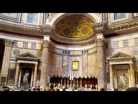 Panteonul din Roma - YouTube