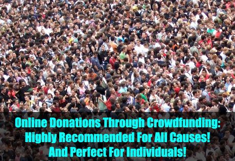 Online Donations Fundraiser Through Crowdfunding. One of the simplest, yet most effective fundraisers that you could use. But there are some specifics that you need to do to make it successful! So come learn how...  www.rewarding-fundraising-ideas.com/online-donations.html  (Photo by James Cridland / Flickr.com)