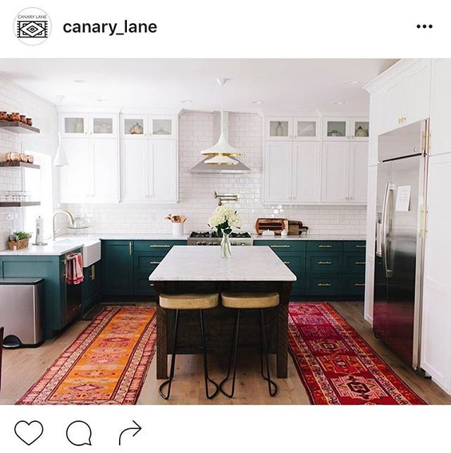 I Had To Re Post This Gorgeous Kitchen. One Day Mine Will Look Just