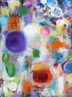 Abstract Expressionism Painting