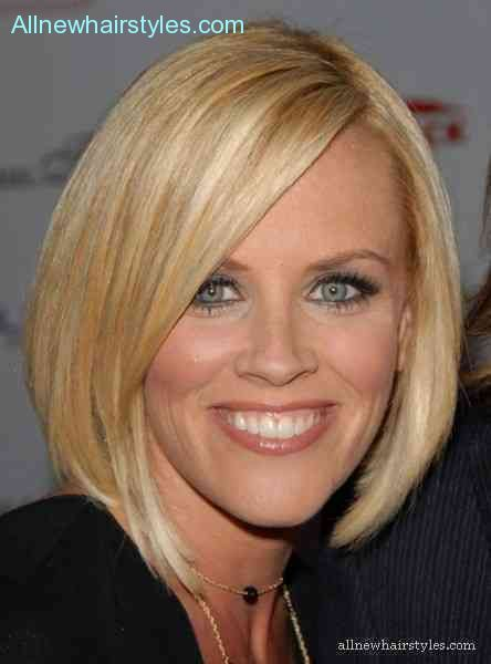 Jenny mccarthy bob haircut back view | All New Hairstyles