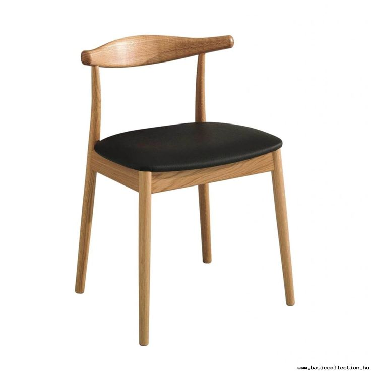 Wenona chair #basiccollection #wooden #chair #black #seat
