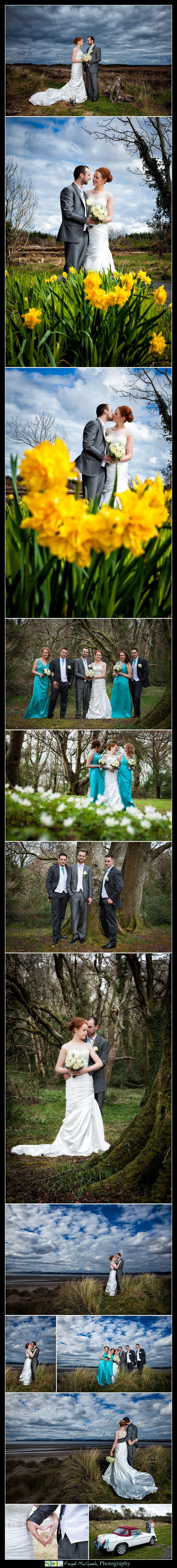 Mill Park Hotel Weddings Sinead And Raymond April 2014