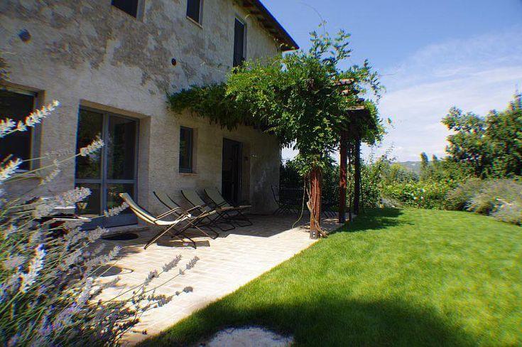 Small development of just 8 homes sympathetically restored from original farm buildings- Perugia€414000