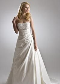 Contemporary Wedding Dresses and Vintage Inspired Bridal Gowns | W963 | True Bride