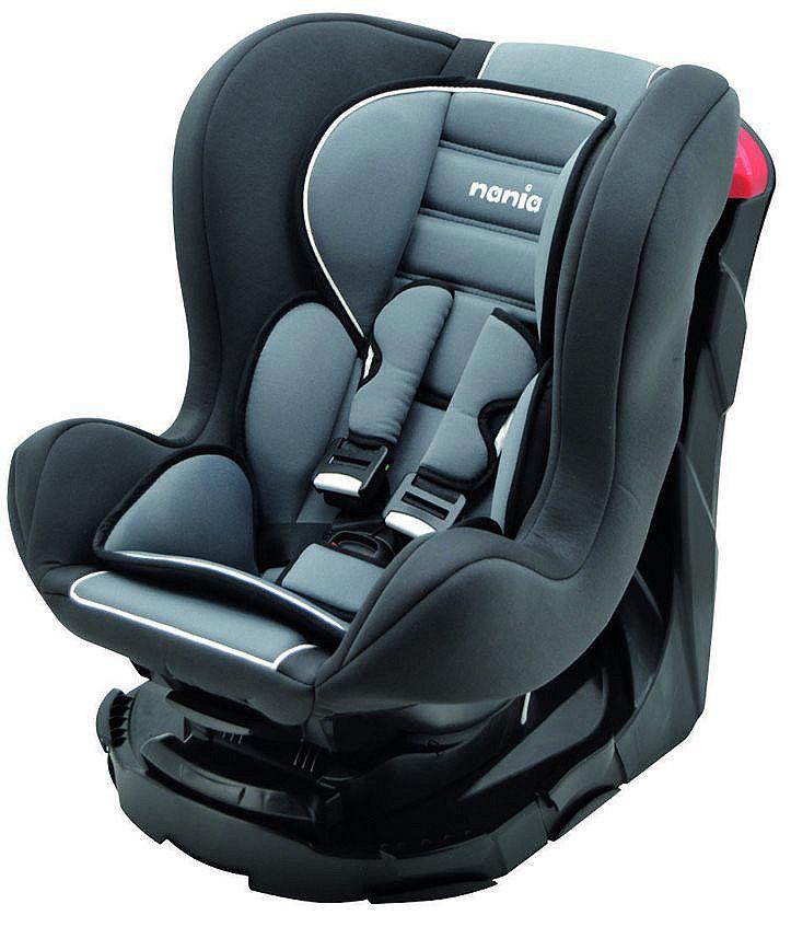 Nania Autostoel Revo Agora  Description: De Nania de Revo is een autostoel voor zowel voor Groep 0 als voor Groep 1 is getest en goedgekeurd. De autostoel is dus geschikt voor kinderen vanaf 0 tot 4 jaar (0 tot 18 kilogram). De Nania Revo zitting kan eenvoudig zowel tegen de rijrichting in (Groep 0) als met de rijrichting mee (Groep 1) gedraaid worden. Door de draaifunctie is de stoel naar de deur opening te draaien zodat het kindje eenvoudig vastgezet kan worden alvorens de stoel in de…