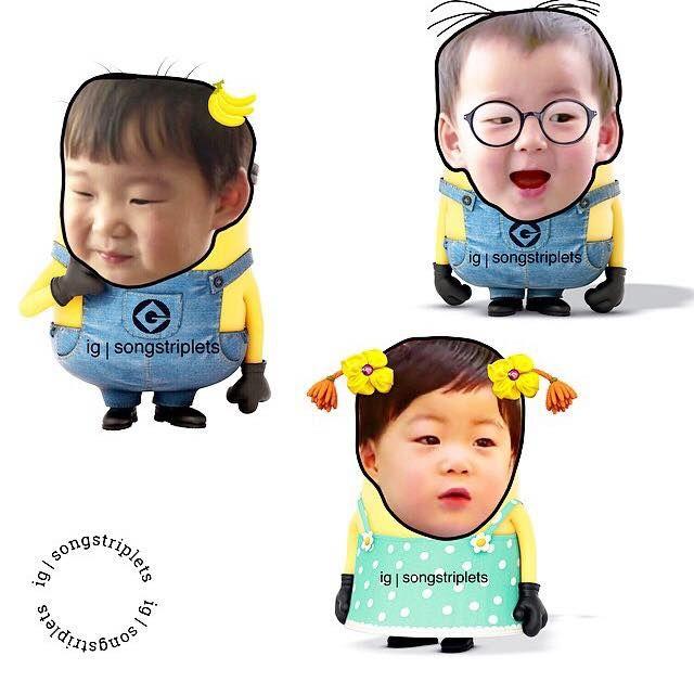 minion...   Daehan, Minguk, Manse