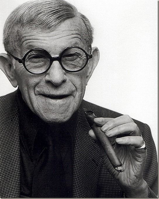 Happiness? A good cigar, a good meal, a good cigar and a good woman - or a bad woman; it depends on how much happiness you can handle. George Burns