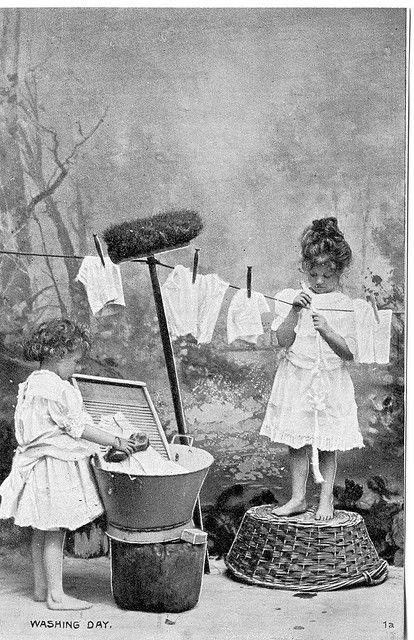 Washing Day