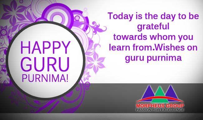 Be Greatful towards who made you meet yourself. Wishes on guru purnima. Happy Guru Purnima. #realestate #noida #gurupurnima2015