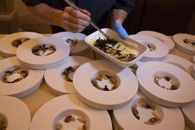 Experiência EPICUR: Jantar num conto de fadas | Epicur