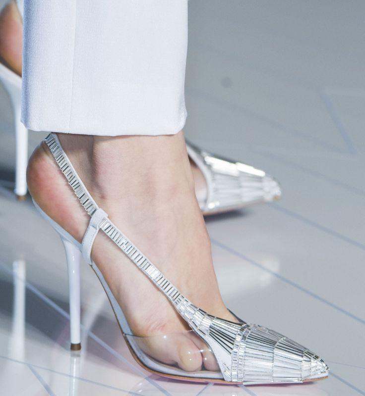 Atelier Versace haute couture wiosna-lato 2014, fot. Imaxtree