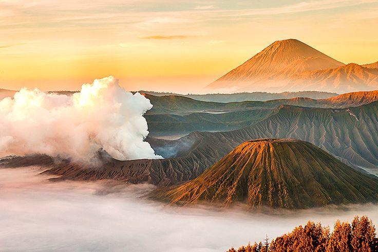 Vulkanen Bromo #java #indonesien #bromo #vulkan #resa #travel #semester