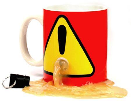 Hem Havalı Hem de Eğlenceli Çay Bardakları ve Kahve Kupaları