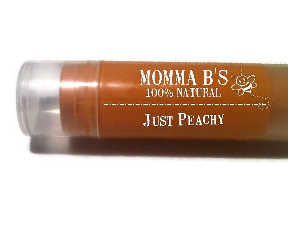 All Natural JUST PEACHY Peach Orange High by MommaBNaturals, $6.99