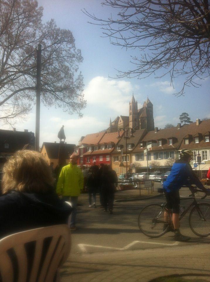 Cafe Ihringer Breisach Brunch