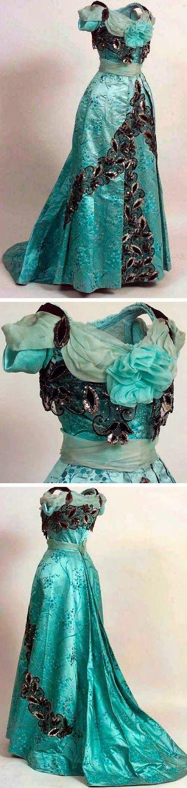 i love historical clothing: Edwardian dresses