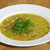 Du har ikke smakt maken til linsesuppe.