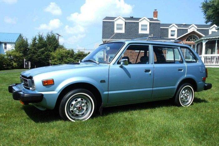 A+carefully+preserved,+time-capsule…+1979+Honda+Civic+CVCC+Wagon?