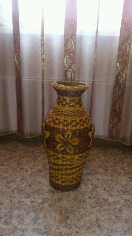 Напольная ваза 60 см