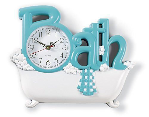 ideas about bathroom wall clocks on, Home design