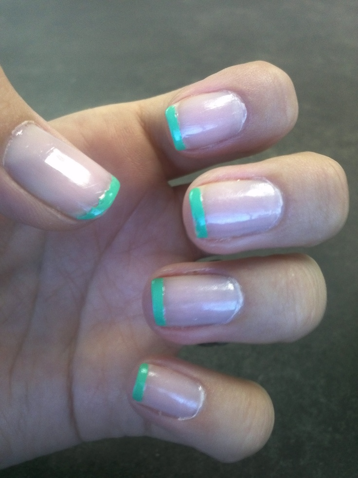 My nails today!