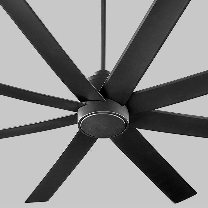 Oxygen Lighting 3 100 15 Cosmo Ceiling Fan 70 Inch 8 Blades