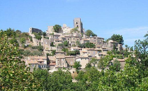 Lacoste - village du Luberon