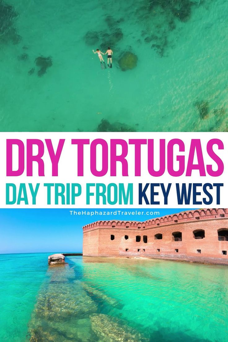 Dry tortugas national park day trip from key west video