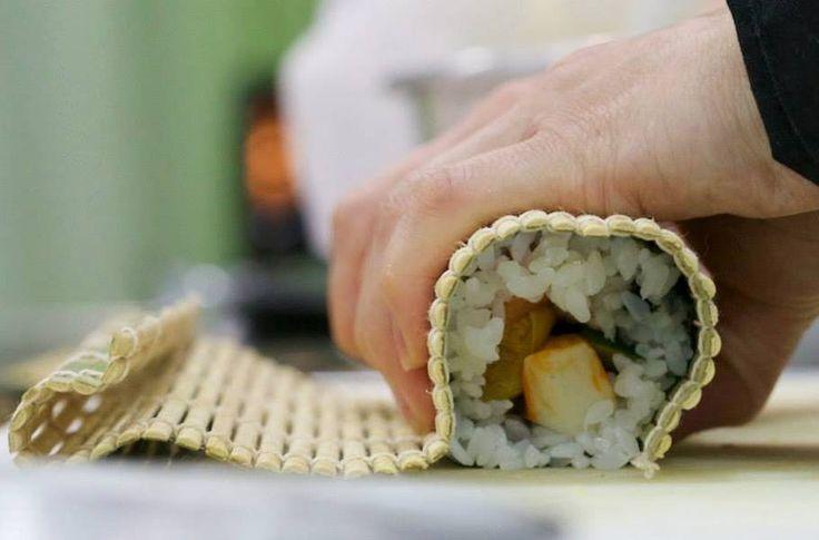 Toffini Academy - Sushi - lunedì 10 aprile ore 19:00